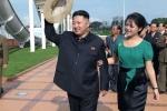 Đệ nhất phu nhân Triều Tiên vừa sinh quý tử cho ông Kim Jong-un?
