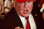 Công nhân xây dựng đóng giả Tổng thống Trump siêu đỉnh