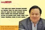Chủ tịch 'siêu ủy ban' Nguyễn Hoàng Anh: Ủy ban sẽ xoay quanh sự phát triển của doanh nghiệp