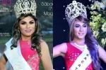Á hậu lao vào cấu xé, đẩy ngã Hoa hậu ở cuộc thi nhan sắc chuyển giới