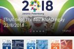 Vi sao mot so tran dau tai ASIAD 2018 khong phat song tren VOV/VTC? hinh anh 1