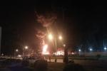 Lửa bùng phát dữ dội, khói bốc cao hàng chục mét ở TP.HCM