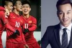 U23 Việt Nam gây địa chấn, MC Thành Trung hứa nhuộm đầu nửa vàng nửa đỏ