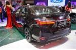 Toyota Việt Nam triệu hồi 8.000 xe Corolla Altis