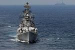 Tàu hải quân Ấn Độ INS RANA sắp tới thành phố Hồ Chí Minh