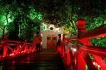 Đề xuất không thu phí vào đền Ngọc Sơn 3 tối cuối tuần