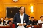 Bộ trưởng Mai Tiến Dũng: 'Cần cẩu thì phần dưới thuộc Bộ Giao thông, phần trên của Bộ Lao động'
