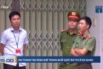 Làm rõ việc 2 thanh tra vắng mặt trong buổi quét bài thi ở Hà Giang