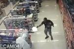 Chi tiết vụ cảnh sát vừa bế con, vừa nổ súng tiêu diệt cướp