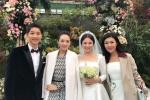 Chương Tử Di xin lỗi Song Hye Kyo vì công ty chồng livestream lễ cưới
