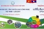 Thúc đẩy xúc tiến thương mại hóa và chuyển giao công nghệ Việt – Lào
