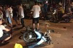 Hai xe máy đối đầu, Phó Giám thị Trại tạm giam Công an tỉnh Nghệ An thiệt mạng