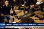 Video: Phá đường dây vận chuyển 47 bánh heroin từ Sơn La về Hà Nội
