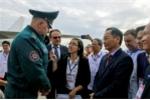 Belarus cứu trợ 40 tấn hàng cho người dân chịu ảnh hưởng bão số 12