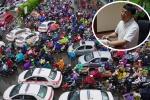 Bí mật trao giải 'Chống ùn tắc giao thông ở Hà Nội': Ban tổ chức nói do phòng họp chật