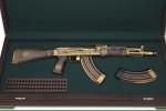 Ảnh: Chi tiết những khẩu súng được điêu khắc tinh xảo, giá cả tỷ đồng ở Nga