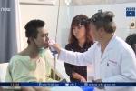 Video: 60 nạn nhân vụ cháy chung cư Carina đang điều trị tại bệnh viện