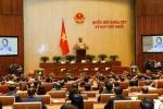 Sẽ có 2,5 ngày để chất vấn tại kỳ họp thứ 2 Quốc hội khóa XIV