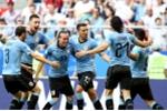 Chỉ số của Uruguay khiến Ronaldo và đồng đội phải giật mình