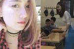 Bức ảnh chụp trộm cô giáo tiểu học xinh đẹp 'dậy sóng' cộng đồng mạng