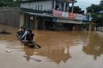 Mưa lũ ở Quảng Bình, Thừa Thiên - Huế làm 5 người thương vong và mất tích