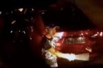 Phạt hành chính nhóm côn đồ vây đánh tài xế xe khách sau va chạm