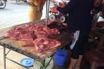 Chiến dịch 'giải cứu lợn': Xuất không được, dân tự mổ lợn đi bán vẫn 'ế sưng'
