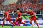Xuân Trường, Công Phượng khoác áo tuyển Việt Nam đấu Thái Lan tại King's Cup 2019