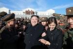 Con gái bí ẩn của nhà lãnh đạo Kim Jong-un
