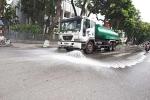 Ông Nguyễn Đức Chung: Hà Nội sẽ tiết kiệm 70 tỷ đồng rửa đường mỗi năm