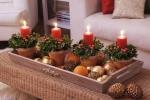 Những ý tưởng trang trí căn hộ đẹp và độc trong dịp Giáng sinh