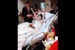 Cảm động đám cưới vài giờ trước khi chết của cô gái bị ung thư