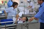Hơn 50 học sinh nhập viện sau bữa ăn tại trường tiểu học ở Long An