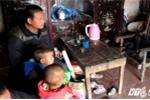 Vợ mất khi đang mang thai, chồng 'gà trống' nuôi 8 con ăn học