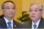 Video: Thủ tướng đề nghị miễn nhiệm chức vụ với Bộ trưởng GTVT và Tổng Thanh tra Chính phủ