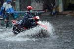 Chiều tối mai, Hà Nội mưa dông chấm dứt đợt nắng nóng