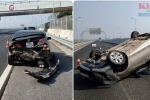 Điều tra vụ 3 xe ô tô tông nhau trên cao tốc Hạ Long – Hải Phòng nghi do mâu thuẫn