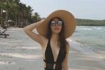 My nhan Viet dien bikini khoe duong cong 'dot chay' mua he hinh anh 6