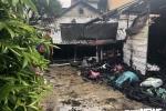 Cháy nhà nghi do chập điện, một cụ bà bị lửa thiêu chết ở Huế