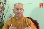 Thượng tọa Thích Đức Thiện: 'Thỉnh vong là không đúng chính pháp đạo Phật'