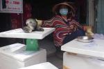 Con gái bán rẻ tôm hùm sót lại sau bão, gửi tiền về quê cho bố mẹ sửa nhà