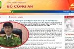 Infographic: Quan lộ nguyên Cục trưởng C50 Nguyễn Thanh Hóa trước khi bị bắt