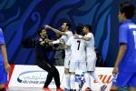 Thái Lan thua sốc tới 1-9 ở tứ kết Futsal châu Á