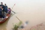 Phát hiện thi thể nữ sinh nổi trên sông Thái Bình