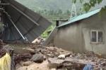 Clip: Lũ cuồn cuộn đổ về, Lai Châu bị cô lập, giao thông tê liệt