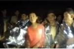 Các thành viên đội bóng Thái Lan nói gì sau khi được giải cứu khỏi hang?