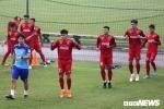 U23 Việt Nam đóng cửa đấu tập với 'quân xanh' nước ngoài