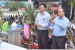 Thủ tướng Nguyễn Xuân Phúc dự lễ khánh thành nghĩa trang liệt sĩ ở Quảng Nam