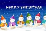 Những bài hát hay nhất mùa Giáng sinh ai cũng nên nghe