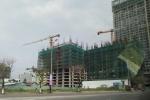 Ngang nhiên xây cao ốc không phép trên khu đất 'vàng' ven biển Đà Nẵng